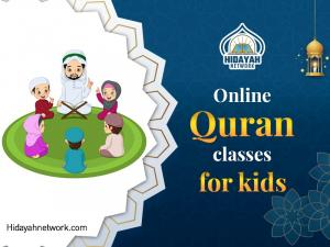 Online Quran classes for kids