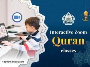 Kids learn Quran online