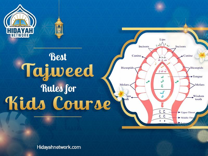 Tajweed classes for kids