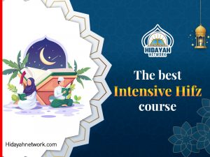 intensive hifz course for adults