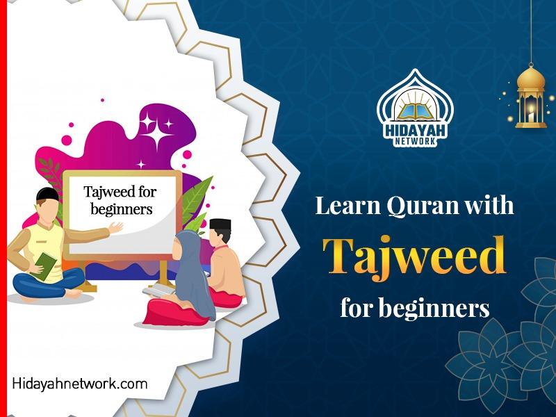 learn Quran with Tajweed online