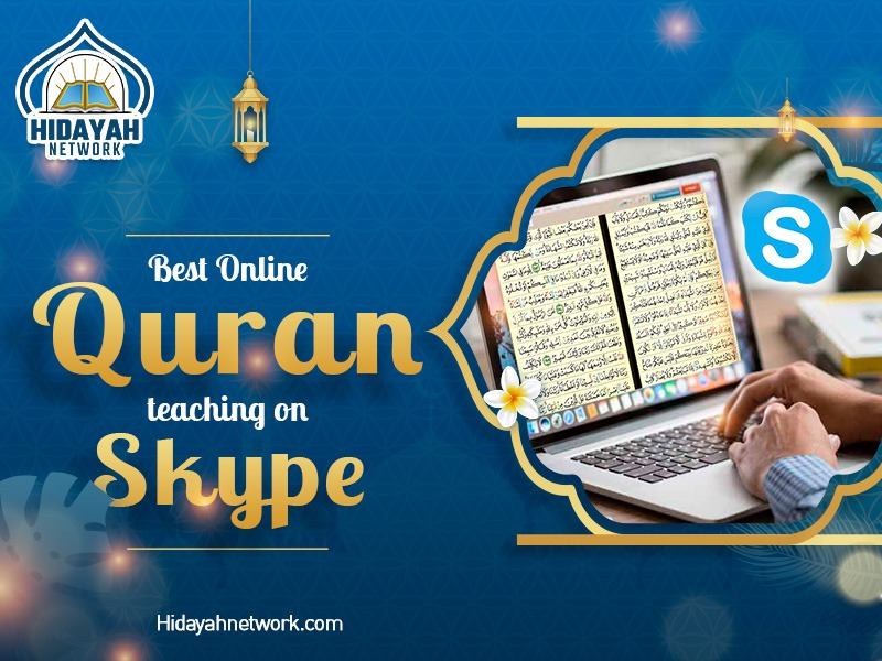 Online Quran teaching on Skype