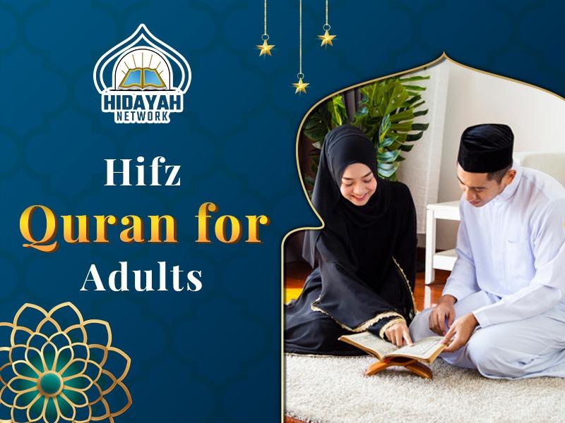 Hifz Quran for adults