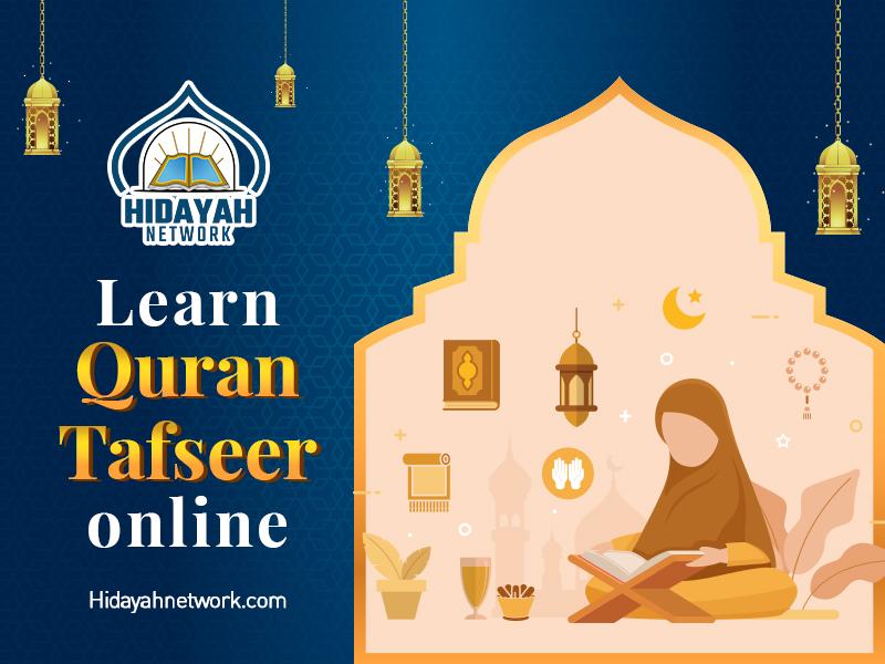 Learn Quran Tafseer online