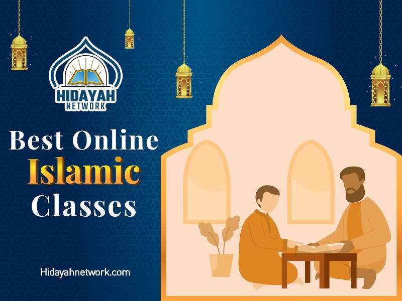 Online Islamic classes